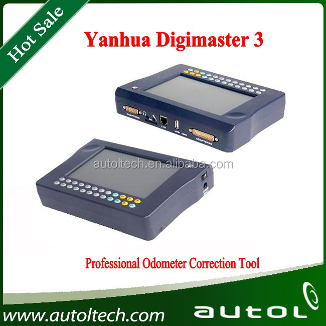 Original Yanhua Digimaster 3 Odometer Correction Odometer Change Tools Free Update Free Shipping