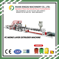 professional auto double screw co-extrusion plastic extruder machine for sale