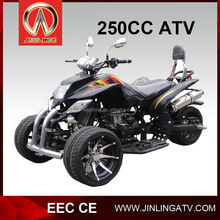 JEA-93A-08 250cc reverse water cooled trike scooter