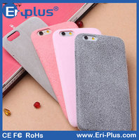 Mobile Phone Protector PU Leather Soft Case for iPhone 6