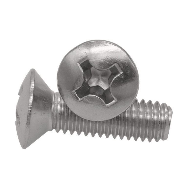 Best price Cross recessed raised countersunk head <strong>screw</strong>