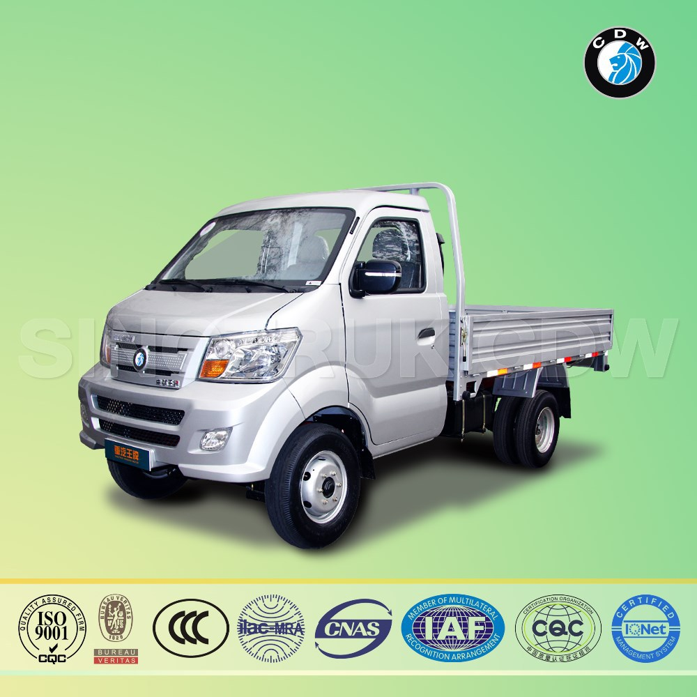 China manufacturer mini delivery truck