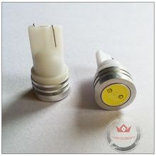 Super White T10 194 1w High Power LED Bulb LED AUTO Lamp