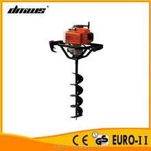 Tree Planting Digging Machines 1E48F Engine 68cc Hole Digging Earth Drilling Machine