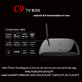 Amlogical Octa Core S912 ARM A53 2GB RAM 16GB ROM Android 6.0 Now TV Box with Kodi 16.1 and Bluetooth 4.0