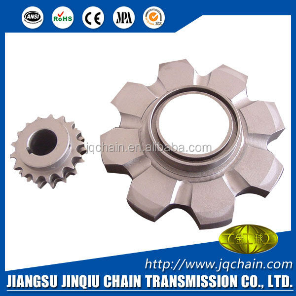 Transmission Sprocket made in China Jiangsu Changzhou