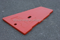 Cast Cheek Plates for mesto,sanbao,etc