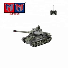 High Quality plastic radio control thank toys car, tank car control remote with light