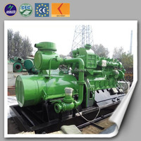 coal gas genset power industry generator