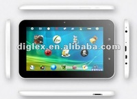 7 inch AllWinner A10 android 4.0 tablet pc 4GB/8GB Memory
