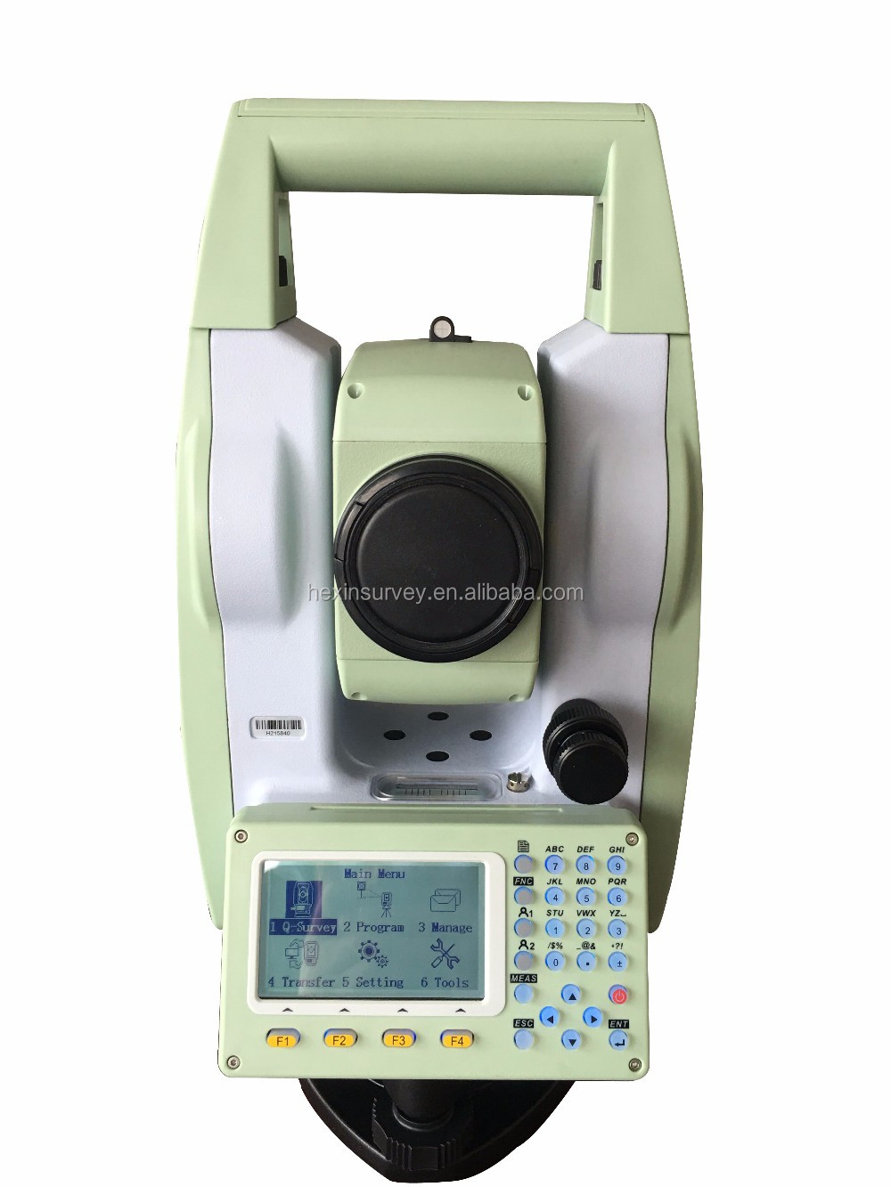 Sunway ATS420R total station , total station survey procedure