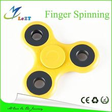 200pcs/lot DHL Free LED light Fidget Spinner Desk Anti Stress Finger Spin Spinning Top Sensory Toy Cube Gift for Children Kid