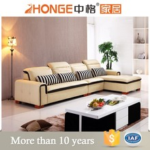 home furniture made in china italy design leather bed violino sofa company
