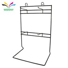 OEM design Metal Wire counter hanging tea bag display stand