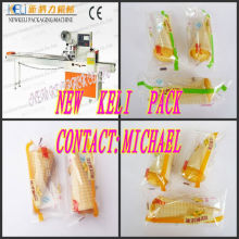 KL-250B Ice cream cake packaging machine