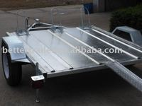 bicycle/motorcycle trailer