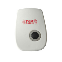 2017 New advance ultrasonic pest repeller repellent bug mouse rat insect scare repeller