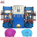 Full Automatic Silicone bathing caps Molding Machine