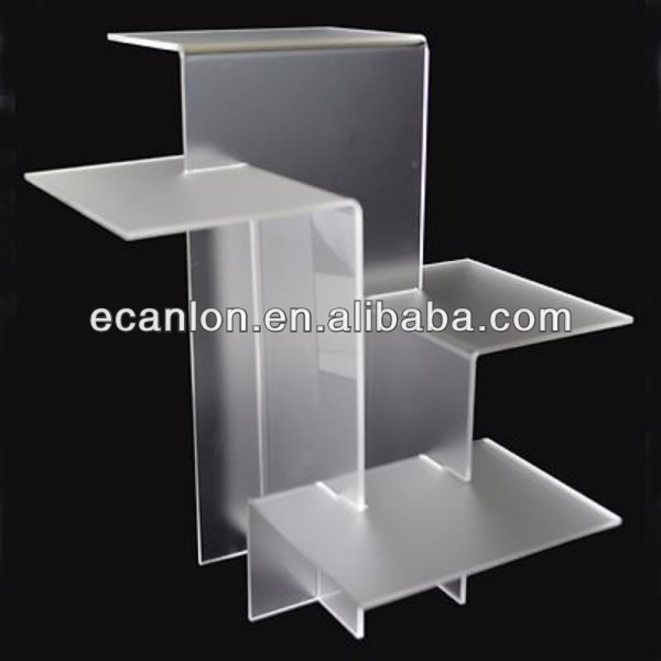 Best price acrylic 4 tier shoe rack