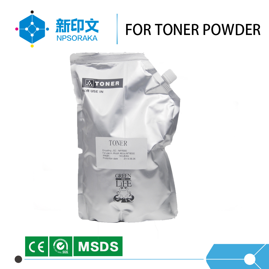 Color Toner Powder Refill Toner for HP/Canon/Samsung/Epson/Brother Printer