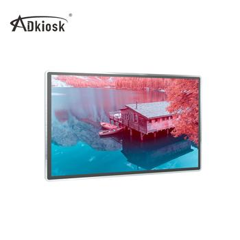 32inch lcd advertising tv screens digital signage advertisement player