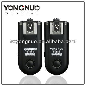 Yongnuo RF-603II RF-603 II Wireless Flash Trigger