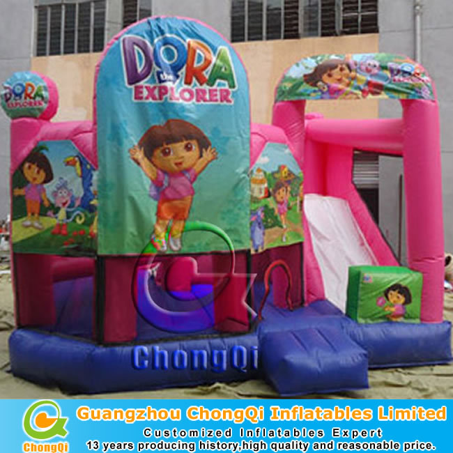 New China inflatable bouncy castle for sale