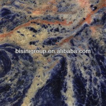 BISINI blue marble flooring tiles for whole house