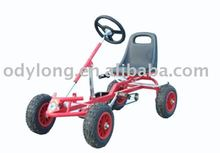 kid's pedal go kart toy/kids pedal toy car