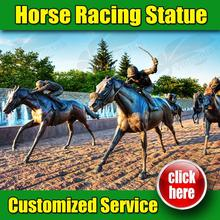 Hot sale horse statue two legs in the air with great price