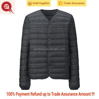 Ultra Light Thin Japan Impact Foldable 90% down 10% Feather Duck Goose Down Jacket Men, Famous Brand Names Compression Garments