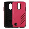 Hybrid Rugged Impact Hard Cover Armor Case for LG Aristo MS210