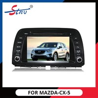 2 din multimedia android gps navigation with car dvd player for MAZDA CX-5 2014