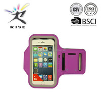 Washable and Durable armband phone case for iphone