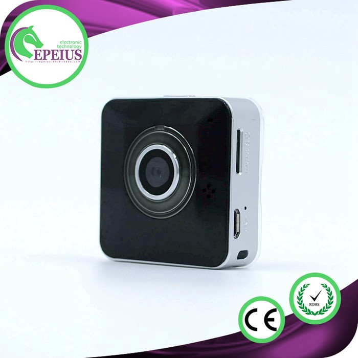 FACTORY OUTLETS EP-704 mini hidden camera wifi for iOS and Android System Support TF Card HD WIFI IP Camera