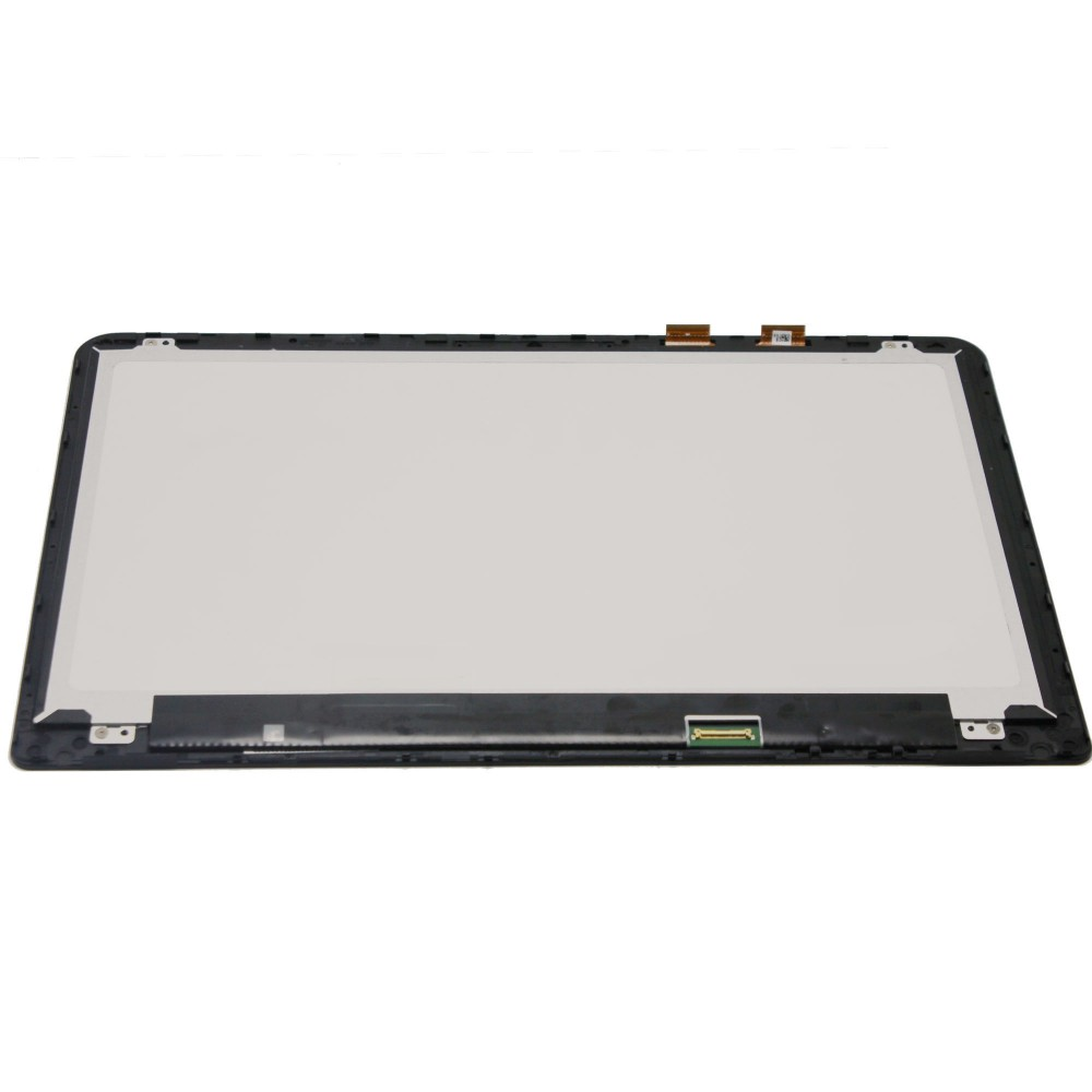 NEW 15.6'' Laptop LCD Display N156HCE-EAA with Touch Assembly with Frame for HP 15-BK series 15-bk127cl 15-bk100nx 15-bk153nr