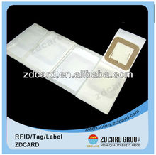 Passive HF/UHF RFID tag / Sticker / Label