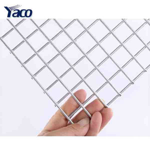 Factory cheap price 1x1 welded wire mesh panel from China