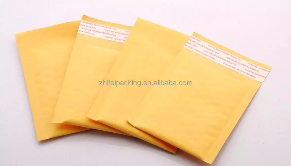Kraft bubble Mail and Envelopes