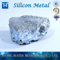 China silicon metal grade 1101,2202,3303 for metallurgical and electronic use
