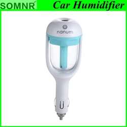 Portable car air freshener/Ultrasonic air humidifier/Car fragrance humidifier
