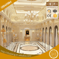 60x60 marble flooring design 3d interior tiles