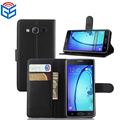 Premium PU Leather Flip Cover Case For Samsung Galaxy On5 G5500 G550F On5 Pro G550FZ