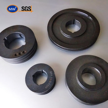 Single Groove V Belt Pulley Cast Iron Pulley wheel