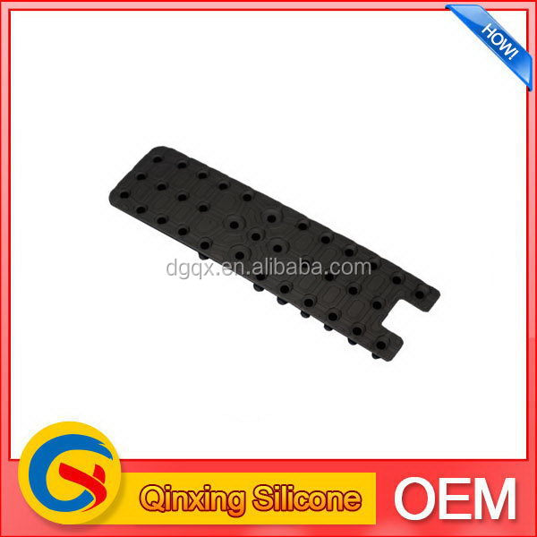 OEM stylish liquid silicone rubber for keypad making