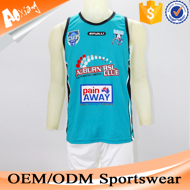 Wholesale Custom Quick Dry Polyester Tank Tops