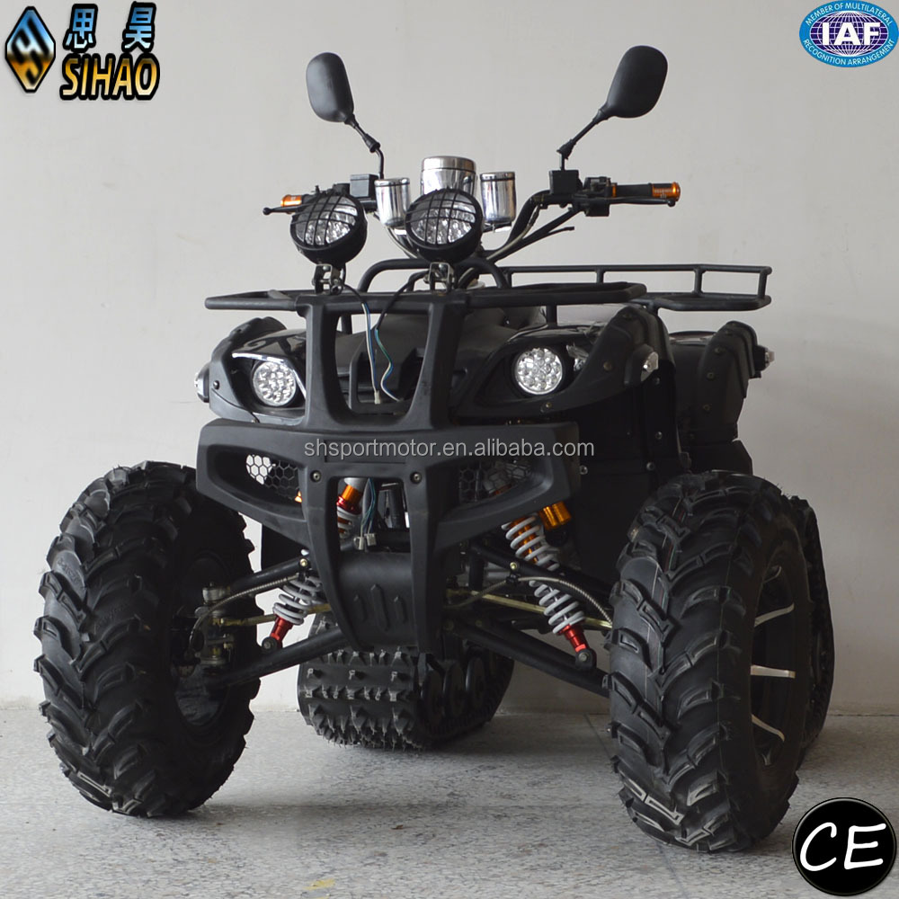 SHATV-016 150cc snowmobile with 10 inch aluminum off-road tires