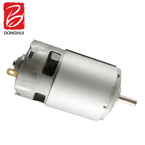 RS775 high torque Carbon brushed DC motor for vacuum cleaner