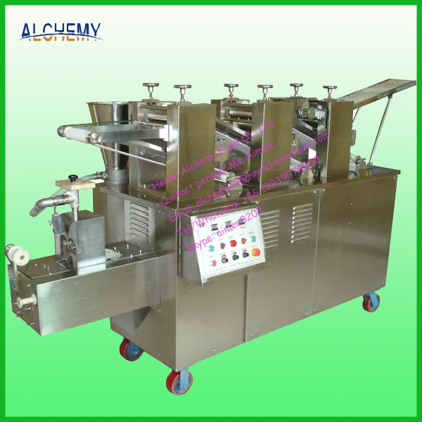 full automatic dumpling machine jgl135-6a for small business