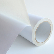 Waterproof Double Sided Hot Melt Based Self Adhesive Tape Tissue Backing